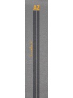 Impala 67 Custom longboard griptape