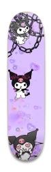 purple kuromi Park Skateboard 8.25 x 32.463