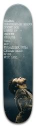Harry Styles Skateboard Park Skateboard 8 x 31.775