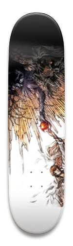 death note Park Skateboard 8.5 x 32.463