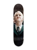Draco malfoy Banger Park Skateboard 7 3/8 x 31 1/8