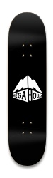 David's Mega Board Park Skateboard 8.25 x 32.463