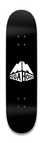 David's Mega Board Park Skateboard 8.25 x 32.463