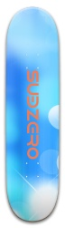 Negative Subzero Park Skateboard 8 x 31.775