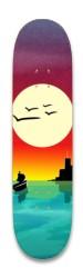 Seagull Park Skateboard 8.25 x 32.463