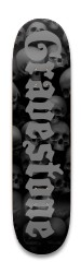 GraveStone Classic Park Skateboard 8.25 x 32.463