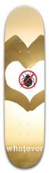 Love, WHATEVER! Park Skateboard 8 x 31.775