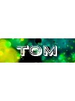 Tom Sticker 11.5  x 3.75 Bumper Sticker