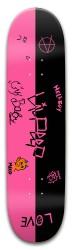 lil peep skate deck Park Skateboard 8 x 31.775