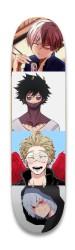 bnha characters Park Skateboard 8.25 x 32.463