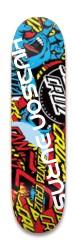 Santa cruz thing lol Park Skateboard 8.25 x 32.463