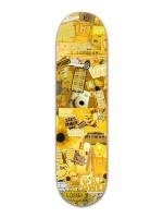 hehe Banger Park Complete Skateboard 8.5 x 32 1/8