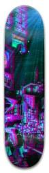 SynthWave Park Skateboard 8 x 31.775