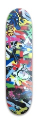 Cool skateboard Park Skateboard 7.88 x 31.495
