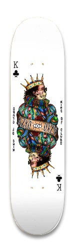 KingOfClubs Park Skateboard 8.25 x 32.463