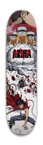 Tetsuo's Fate Park Skateboard 7.88 x 31.495