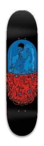 BadForEducation Park Skateboard 7.88 x 31.495