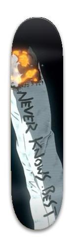 NKB/FLCL Park Skateboard 7.88 x 31.495