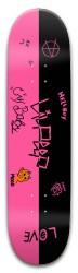 lil peep Park Skateboard 8 x 31.775