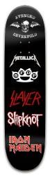 Metal Life! Park Skateboard 8 x 31.775