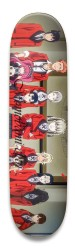 Momobami clan Park Skateboard 8.5 x 32.463