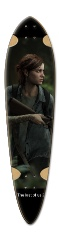 Last of us Dart Skateboard Deck v2