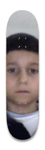 Couch kid Park Skateboard 8.25 x 32.463