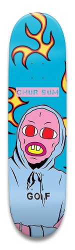 Newest Skateboard Design