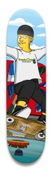 BonezCrew Skate Co Park Skateboard 8.5 x 32.463