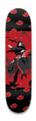 itachi in the clouds Park Skateboard 8.25 x 32.463