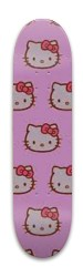 hello kitty skateboard Park Skateboard 7.88 x 31.495