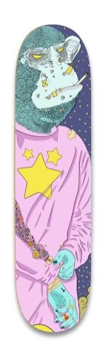 Arctic Monkey Park Skateboard 8.25 x 32.463