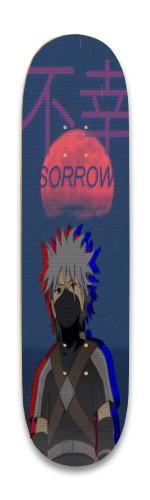 Sorrow Kakashi Board Park Skateboard 8.25 x 32.463