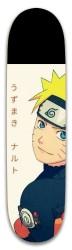 Naruto shape Park Skateboard 8 x 31.775