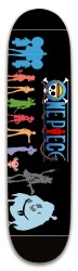 one piece Park Skateboard 8 x 31.775