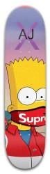AJ Park Skateboard 8 x 31.775
