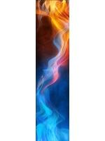Kirks smoke Custom longboard griptape
