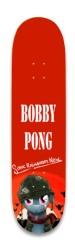 BobbyPong_01 Park Skateboard 8.25 x 32.463