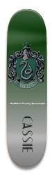 slitherin Park Skateboard 8.5 x 32.463