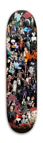 my favorite anime characters Park Skateboard 7.88 x 31.495