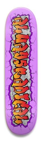 Park Skateboard 8.5 x 32.463