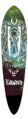 Slytherin Classic Pintail 10.25 x 42