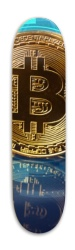 Crypto million Park Skateboard 7.88 x 31.495