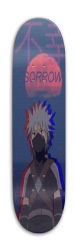 Kakashi Park Skateboard 7.88 x 31.495