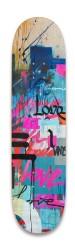 janka0416 Park Skateboard 8.25 x 32.463