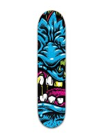 Santa Cruze Banger Park Complete Skateboard 7 3/8 x 31 1/8