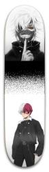 kaneki/todoroki Skateboard 32.25 x 8.125