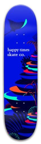 happy reef Park Skateboard 8 x 31.775
