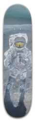 Man on the moon Park Skateboard 8 x 31.775