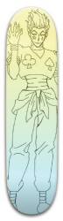 Hisoks Park Skateboard 8 x 31.775